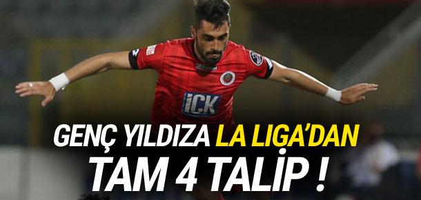 İrfan Can Kahveci La Liga'ya...