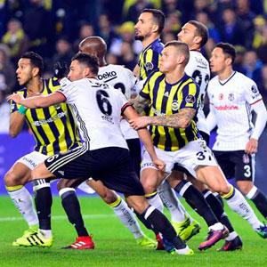 Kadıköy'de puanlar paylaşıldı !