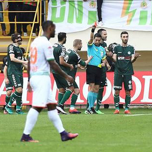 Konyaspor'dan 'Kocaman' galibiyet