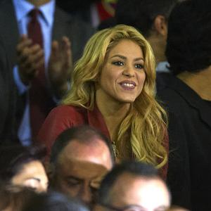 El Clasico'ya Shakira damgası