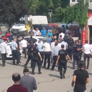 İstanbul'da taraftar kavgas