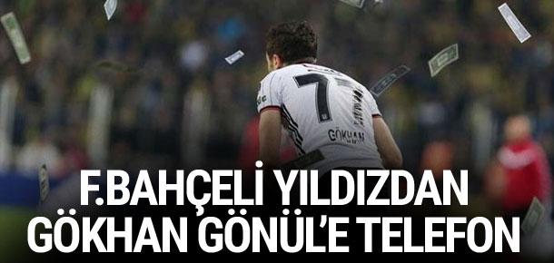 Mehmet Topal'dan Gökhan Gönül'e telefon
