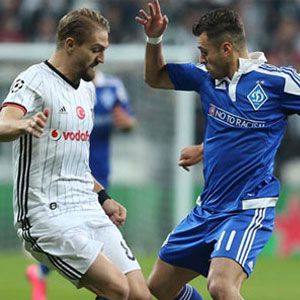 Beşiktaş'ın Dinamo Kiev maçı iki gün sürecek