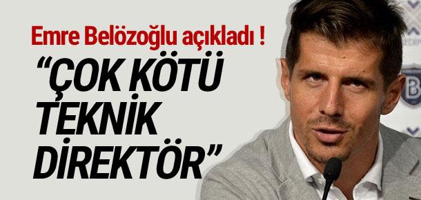 Emre Belözoğlu'ndan Sam Allardyce açıklaması