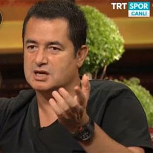 Acun'dan olay Pereira sözleri: 'Teknik direktör kılıklı...'