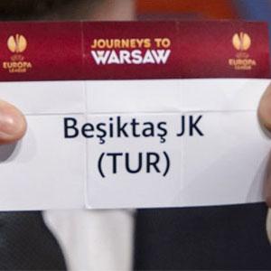 İşte Beşiktaş'ın muhtemel rakipleri...