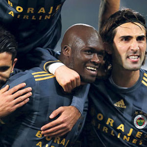 Avrupa'nın kralı Fenerbahçe