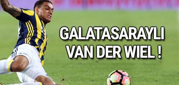 Galatasaraylı van der Wiel !