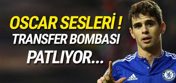Fenerbahçe'de Oscar sesleri