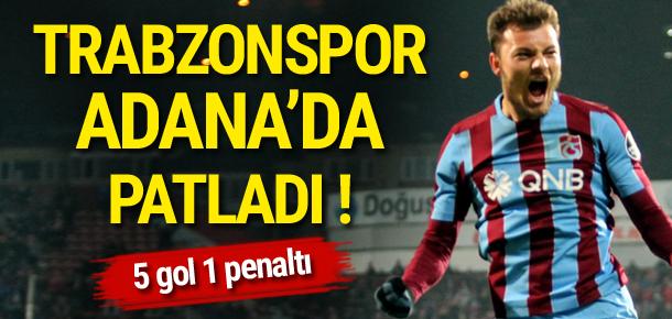 Trabzonspor gol yağdırdı