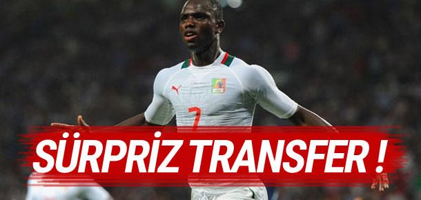 Moussa Konate sürprizi
