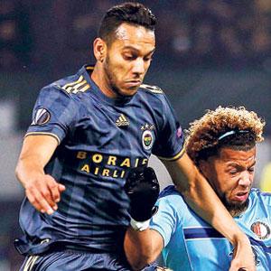 Fenerbahçe'nin dinamosu Souza