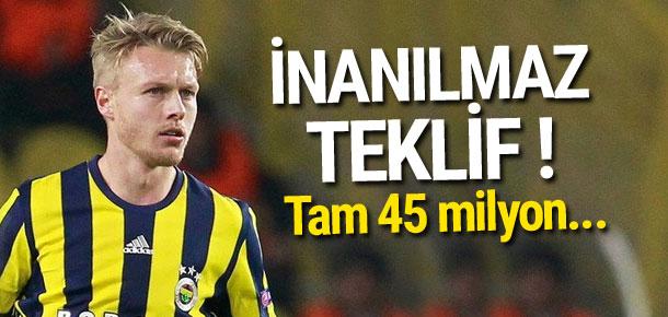Kjaer'e 12 milyon Euro !
