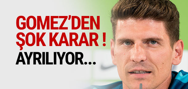 Mario Gomez, Wolfsburg'u sildi