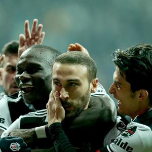 Dev maçın kazananı Beşiktaş !