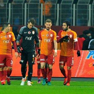 Galatasaray'da Karabük kadrosu belli oldu