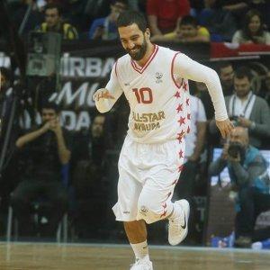 All-Star 2017'ye Arda Turan damgası
