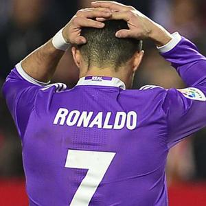Real Madrid'in 40 maçlık serisi sona erdi