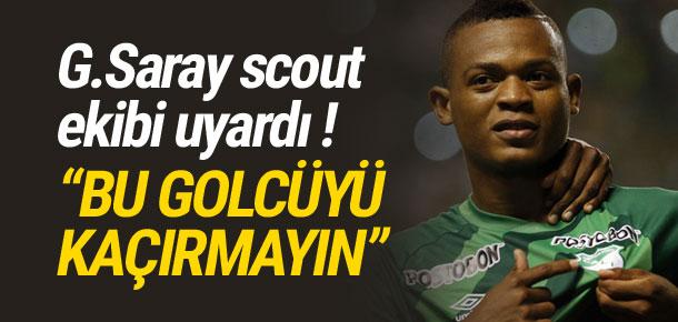 Galatasaray scout ekibi: ''Kaçırmayın''