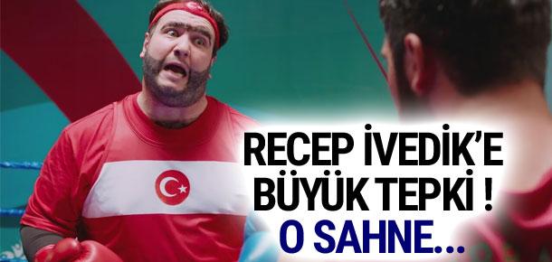 Güreş Federasyonu'ndan 'Recep İvedik 5' filmine kınama