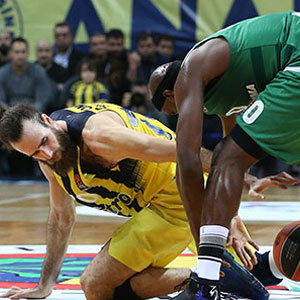 Fenerbahçe 5. sıraya yükseldi