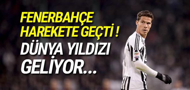 Fenerbahçe'de Hernanes harekatı