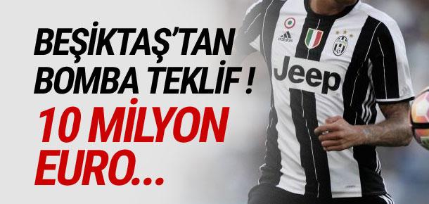 Beşiktaş'tan Mandzukic'e 10 milyon euro
