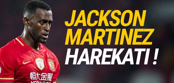 Beşiktaş'ta Jackson Martinez harekatı