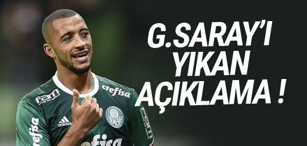 Vitor Hugo'dan Galatasaray'ı üzecek açıklama