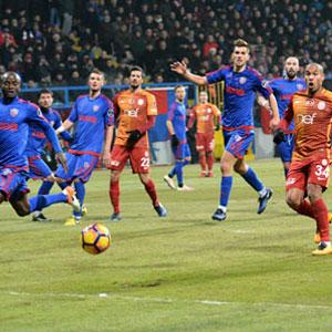 Galatasaray, Karabük'te yıkıldı !