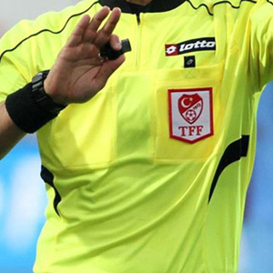 UEFA'dan Türk hakemlere görev !