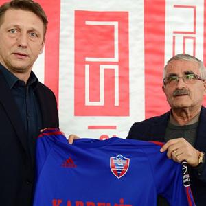 Karabükspor Barisic ile sözleşme imzaladı
