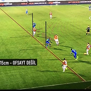 Galatasaray'ı isyan ettiren pozisyon !