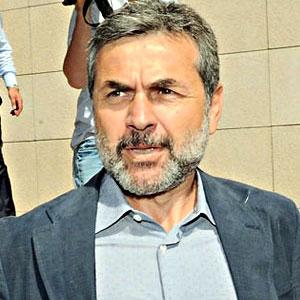 Aykut Kocaman İstanbul'a geldi