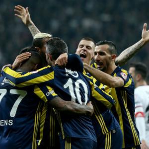 Fenerbahçe'nin gol silahı Persie