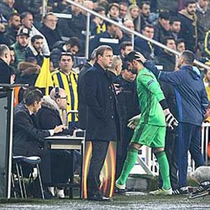 Fenerbahçe'ye Volkan Demirel şoku !