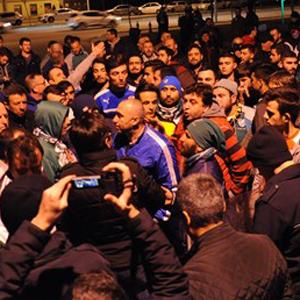 Bursasporlu futbolculardan saldırı açıklaması