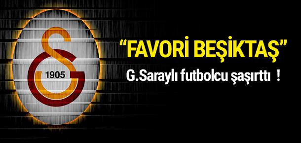 Rodrigues: Favori Beşiktaş