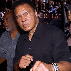 Muhammed Ali'nin oğluna şok !
