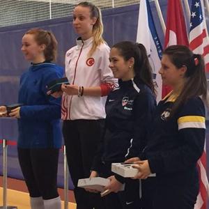 Satellite Turnuvası'nda iki altın madalya