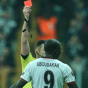 Beşiktaş'ı şok eden Aboubakar gerçeği