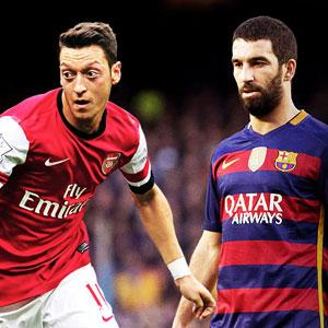 Mesut Özil'in yerine Arda Turan !