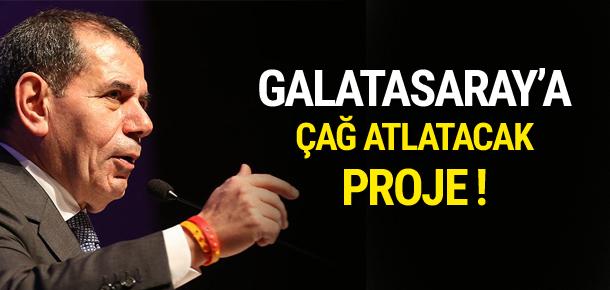 Özbek'ten Galatasaray'a çağ atlatacak proje