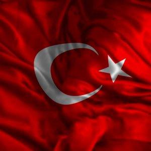 Saran'dan 100 bin Türk Bayrağı
