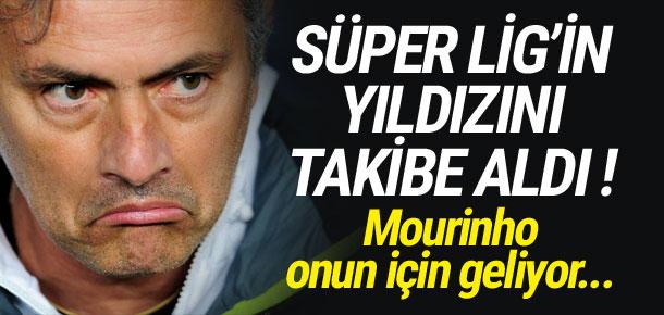 Mourinho, Yusuf Yazıcı'yı takibe aldı