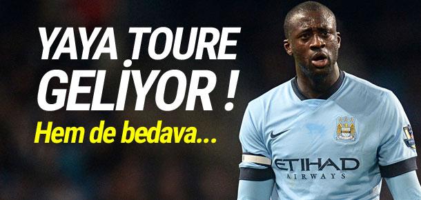 Trabzonspor Yaya Toure'yi bitiriyor !