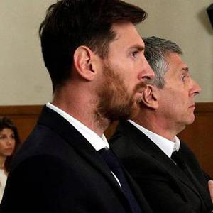 Lionel Messi'ye El-Clasico şoku !