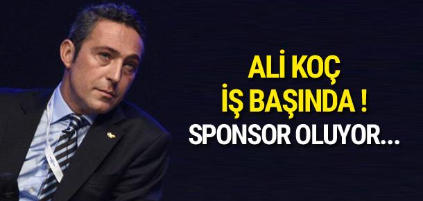 Ali Koç'tan Fenerbahçe'ye maddi destek