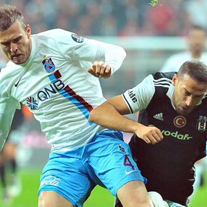 Trabzonspor - Beşiktaş maçının biletleri satışa çıktı