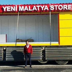 Malatyaspor'dan mağaza atılımı